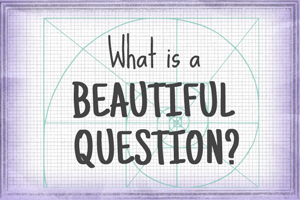 What is a Beautiful Question?