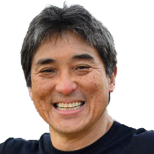 "Guy Kawasaki: ""Real men ask questions"""
