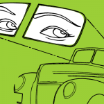 What if a car windshield could blink?