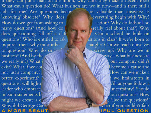 Warren Berger & Questions