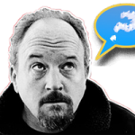 Louis C.K.on questioning