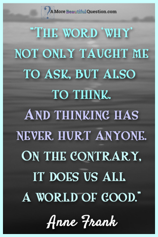 Quotes About Questioning A More Beautiful Question By Warren Berger