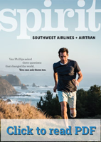 Southwest Spirit Cover