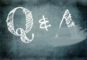 Q&Ablackboard