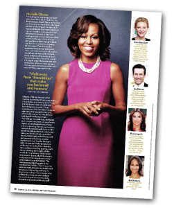 Michelle Obama's wise advice to her younger self - A More ...