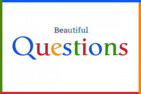 "Google and ""beautiful questions"""