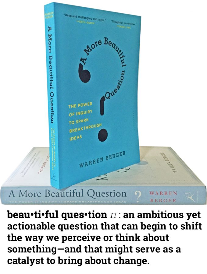A More Beautiful Question book & definition
