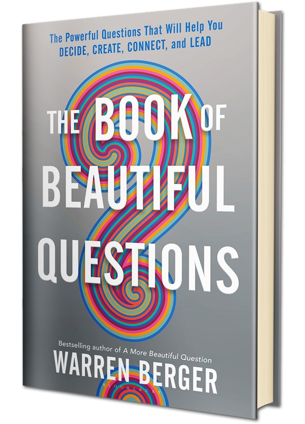 The Book of Beautiful Questions - by Warren Berger