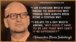 Quotes About Questioning - A More Beautiful Question by ...