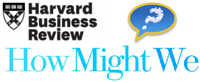 How Might We/HBR logo