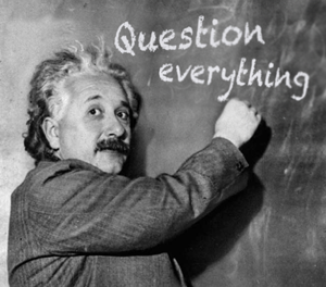 Einstein - Question Everything