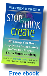 Stop Think Create Free Ebook