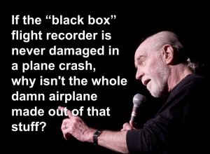 George Carlin Questions1