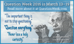 Question Week 2016 in pictures